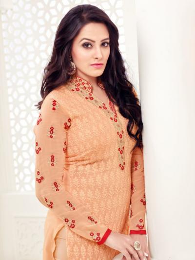 Georgette Shalwar Kameez