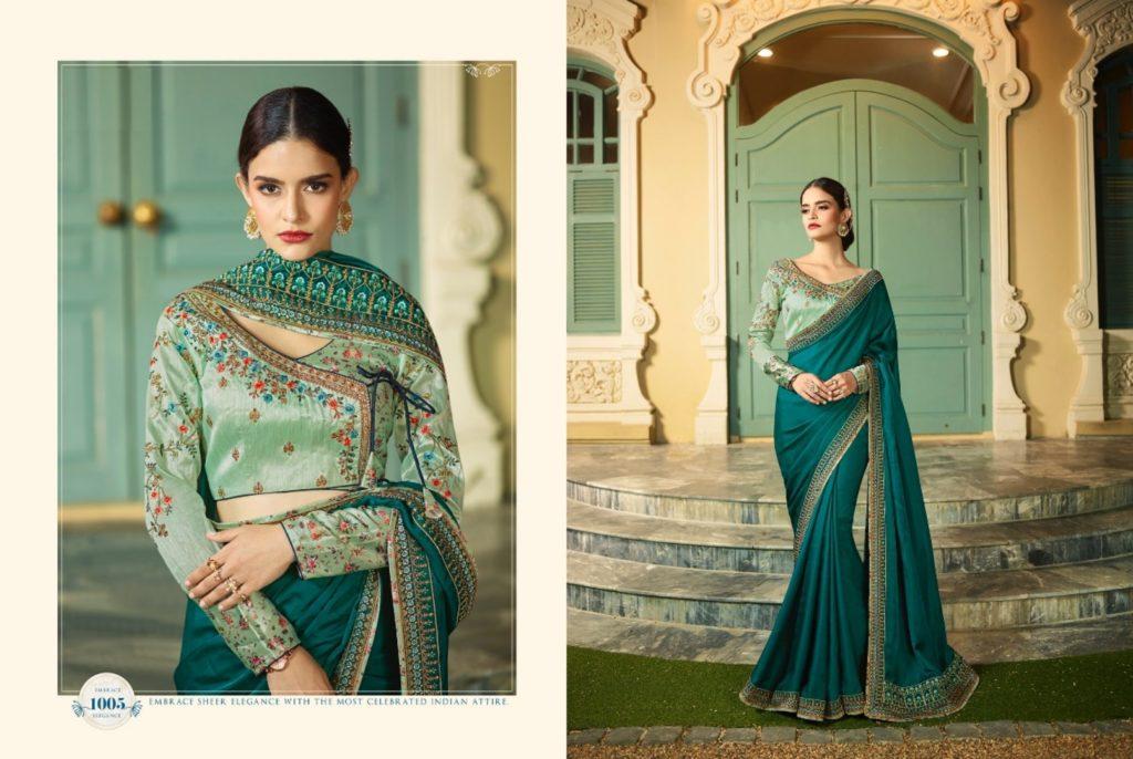 Saree-Dresses