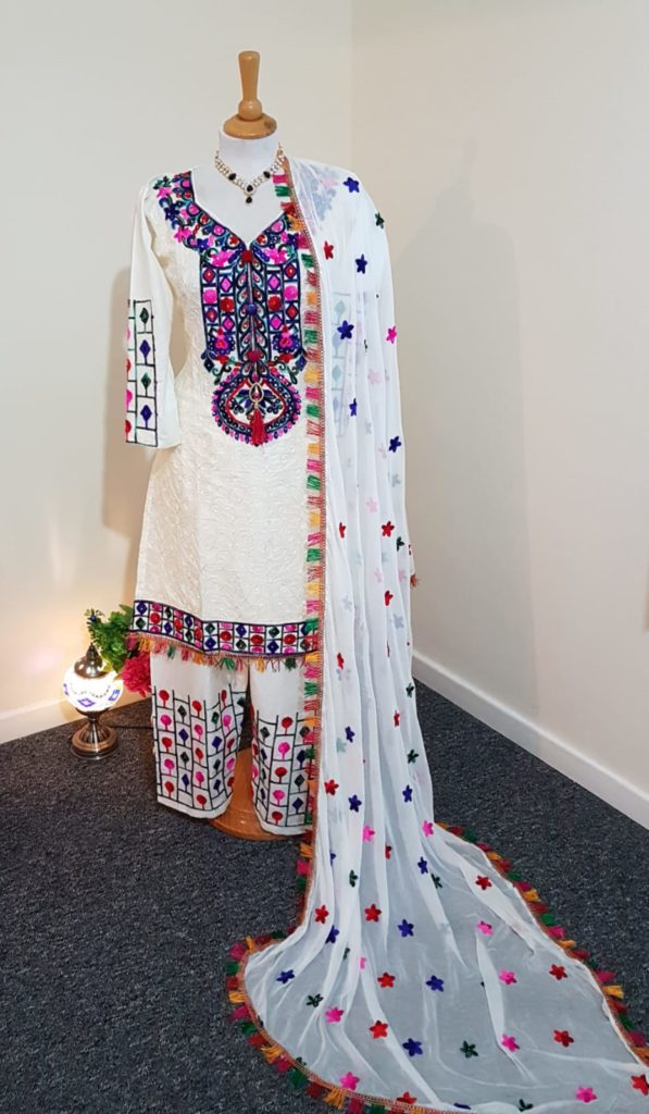 Asian-Aari-work-summer-dress