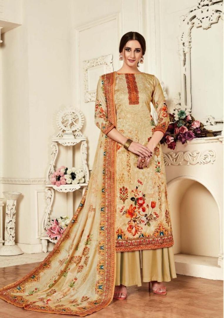 Casual-aari-work-dress