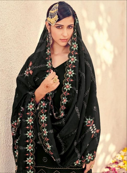 Sharara-suit