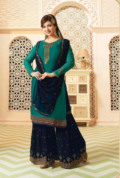 sharara-dress