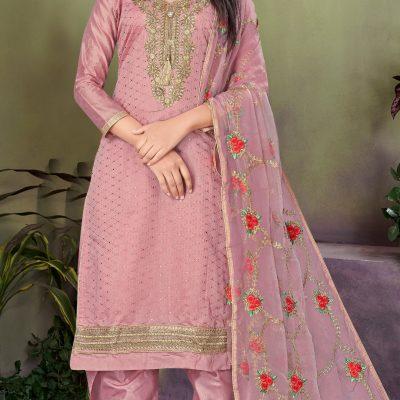 chanderi-cotton-casual-dress